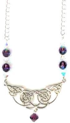 Celtic Wintersong Swarovski Crystal Jewelry Set