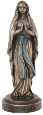 Christian Statues Mary Lourdes Statue