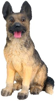 Dog Breed Statues - German Shepherd - Small