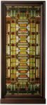 Frank Lloyd Wright - Oak Park Skylight Art Glass