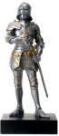 Medieval Knight Statues - Gothic Knight Statue