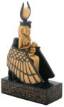 Ancient Egyptian Statues - Isis With Baby Horus