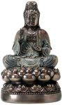 Kuan Yin  (guanyin) On Lotus Statue