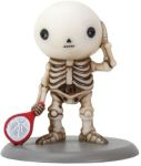 Lucky Breaks A Mirror Boy Skeleton Statue