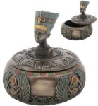 Egyptian Nefertiti Bust Box