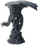 Rock Dragon Statue - 8 Inch