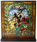 Tiffany Style - Spring Art Glass Decoration
