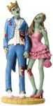 Zombie Prom King And Queen Statue