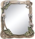 Art Nouveau - Art Deco Calla Lilly Mirror