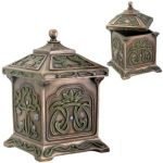 Art Nouveau - Art Deco Lantern Jewelry Box