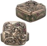 Art Nouveau - Art Deco Primtemps Jewelry Box