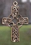 Celtic Knot Cross Jewelry Pendant