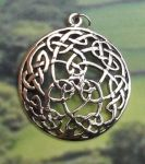 Celtic Wheel Of Life Jewelry Pendant