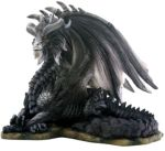 Dark Dragon Statue - Medium