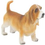Dog Breed Statues - Bassett Hound - Small