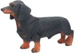 Dog Breed Statues - Dachshund - Small