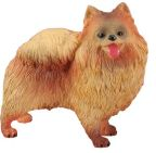 Dog Breed Statues - Pomeranian