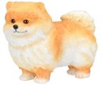 Dog Breed Statues - Pomeranian Puppy
