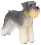 Dog Breed Statues - Schnauzer - Small