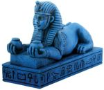Ancient Egyptian Amentohep Iii Sphinx Statue