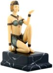 Ancient Egyptian Art Deco - Isis Statue