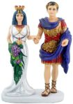 Ancient Egyptian Cleopatra And Marc Anthony Statue