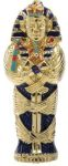 Ancient Egyptian King Tut Coffin Jewelry Box