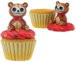 Furry Bones Honeybear Cupcake Box