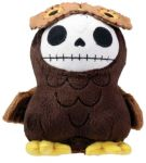 Furry Bones Small Hootie Owl Plush Toy