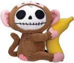 Furry Bones Small Munky Monkey Statue