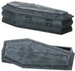 Gothic Gargoyles - Gargoyle Coffin Jewelry Box