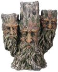 Greenman Votive Holder