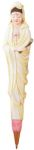 Kuan Yin (Guanyin) Writing Pens (6 Pack)