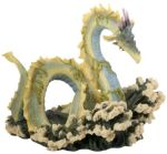 Large Swamp Dragon Statue