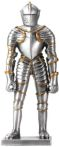 Medieval Knight Statues - Italian Knight - Style C