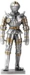 Medieval Knight Statues - Otto Heinrich Statue