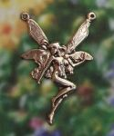 Good Luck Fairy Pendant - Medium