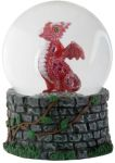 Red Baby Dragon Waterglobe (65mm)
