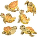 Sea Turtles Figurine Statue