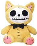 Furrybones Small Mao-Mao Cat Plush Toy